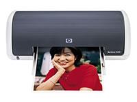 HP(ヒューレットパッカード)のプリンター Deskjet 3420 の、インクや説明書、マニュアル、ドライバー情報