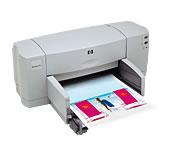 HP(ヒューレットパッカード)のプリンター Deskjet 845c の、インクや説明書、マニュアル、ドライバー情報