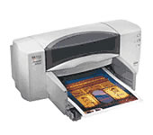 HP(ヒューレットパッカード)のプリンター Deskjet 895Cxi の、インクや説明書、マニュアル、ドライバー情報