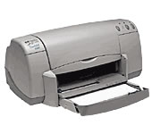 HP(ヒューレットパッカード)のプリンター Deskjet 930c の、インクや説明書、マニュアル、ドライバー情報