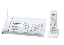 Panasonic(パナソニック)のFAX KX-PD301DL の、インクリボン、フィルムや充電池、増設子機情報