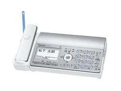 Panasonic(パナソニック)のFAX KX-PD551D の、インクリボン、フィルムや充電池、増設子機情報