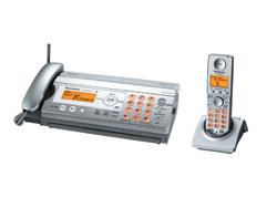 Panasonic(パナソニック)のFAX KX-PW506DL の、インクリボン、フィルムや充電池、増設子機情報