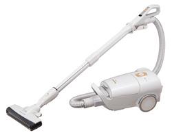 Panasonic(パナソニック)の掃除機 MC-JP510G-W の、紙パックや消耗品情報