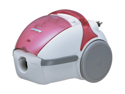 Panasonic(パナソニック)の掃除機 MC-K5VF-R の、紙パックや消耗品情報