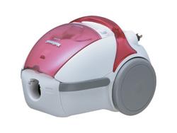 Panasonic(パナソニック)の掃除機 MC-K5VM-R の、紙パックや消耗品情報