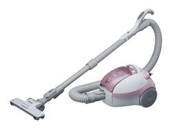 Panasonic(パナソニック)の掃除機 MC-K7F-R の、紙パックや消耗品情報