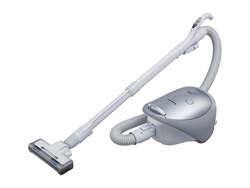 Panasonic(パナソニック)の掃除機 MC-PA10W-S の、紙パックや消耗品情報
