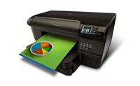 HP(ヒューレットパッカード)のプリンター Officejet Pro 8100 の、インクや説明書、マニュアル、ドライバ情報