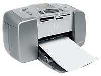 HP(ヒューレットパッカード)のプリンター Photosmart 245 の、インクや説明書、マニュアル、ドライバー情報