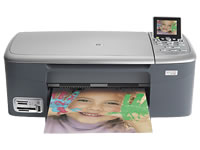 HP(ヒューレットパッカード)のプリンター Photosmart 2575 All-in-One の、インクや説明書、マニュアル、ドライバー情報