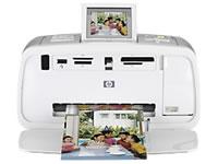 HP(ヒューレットパッカード)のプリンター Photosmart 475 の、インクや説明書、マニュアル、ドライバー情報