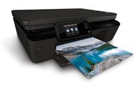 HP(ヒューレットパッカード)のプリンター Photosmart 5520 の、インクや説明書、マニュアル、ドライバ情報