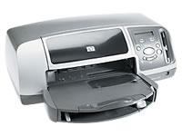 HP(ヒューレットパッカード)のプリンター Photosmart 7350 の、インクや説明書、マニュアル、ドライバ情報