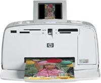 HP(ヒューレットパッカード)のプリンター Photosmart A538 の、インクや説明書、マニュアル、ドライバー情報