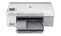 HP(ヒューレットパッカード)のプリンター Photosmart D5460 の、インクや説明書、マニュアル、ドライバー情報