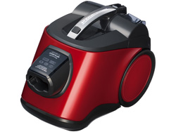 MITSUBISHI ELECTRIC(三菱電機)の掃除機 TC-BXA15P-R の、紙パックや消耗品情報