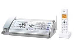 SHARP(シャープ)のFAX UX-D58CL の、インクリボン、フィルムや充電池、増設子機情報