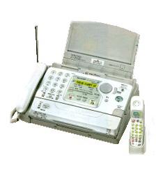 SHARP(シャープ)のFAX UX-F1CL2 の、インクリボン、フィルムや充電池、増設子機情報