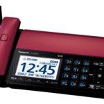 【KX-PD102D-R】 インクフィルム、充電池、増設子機 【KXPD102DR】